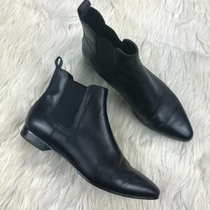 Banana Republic Pointed Toe Chelsea Ankle Boots